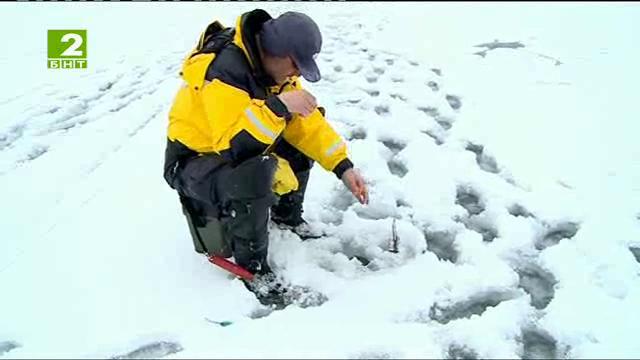 Време за губене - 8 февруари 2014: Риболов на лед и Харманлийска река