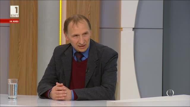 Богословът Валентин Кожухаров за Църквата като отговорност и мисия