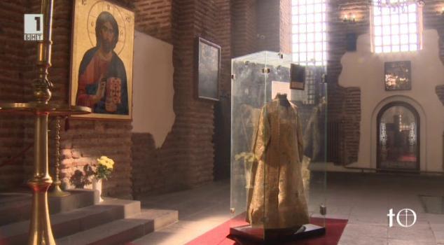Автентични ли са одеждите, изложени в Св. София?