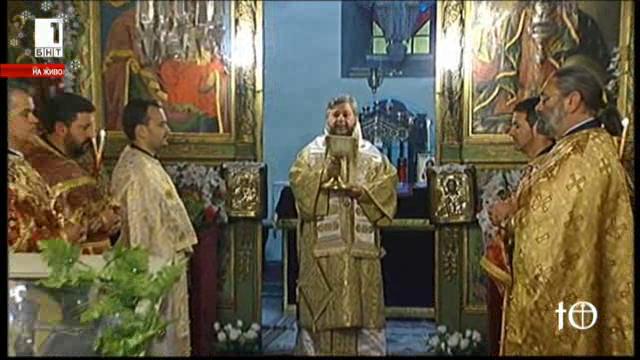 Портрет на новоизбрания Старозагорски митрополит Киприан