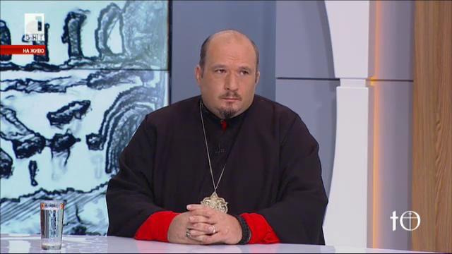 """""""Не убивай!"""" – разговор с архиепископ Христо Писаров от Вселенска съборна църква на Христос върху Шестата Божия заповед"""