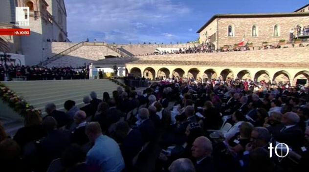 Световен ден на молитва за мир в Асизи