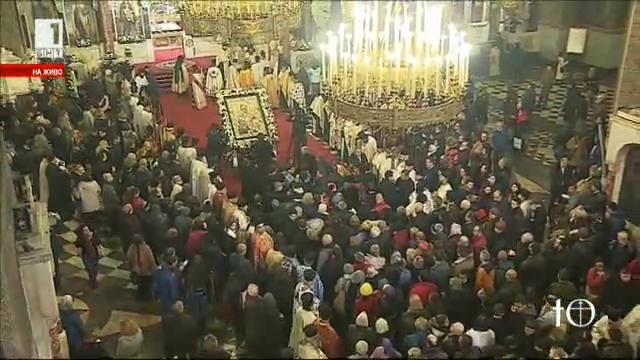 Света литургия по случай 1100 години от успението на Св. Климент Охридски