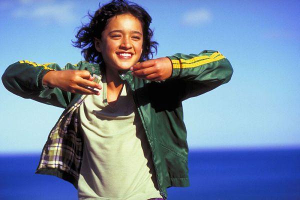 Момичето, което яздеше китове