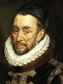 Willem the Prince of Orange