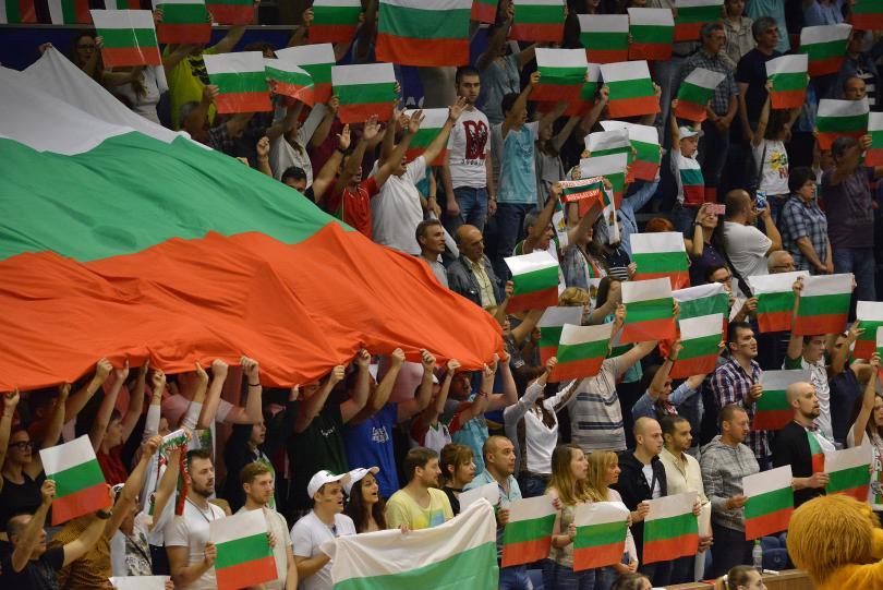 На живо по БНТ Световната лига по волейбол: България..