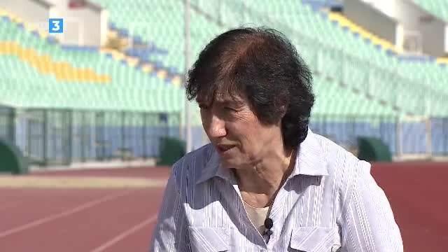 Гинка Загорчева - лека атлетика