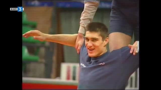 Любомир Ганев - волейбол