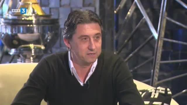 Даниел Боримиров - едно от златните имена в българския футбол