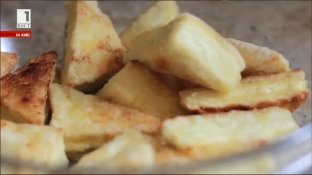 Здраве в чинията: Хапки от сирене тофу