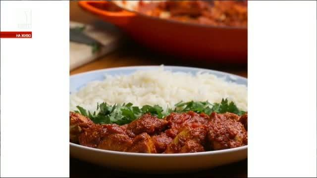 Здраве в чинията: Безглутенов обяд