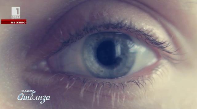 Какво говори цветът на очите за здравето ни?