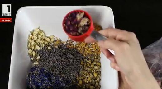 Природна аптека: Билкови вани за здрава кожа