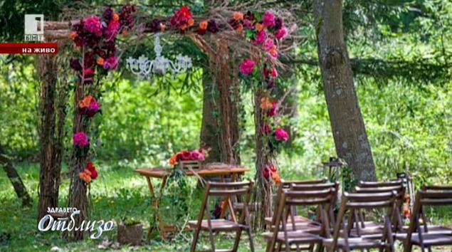 Еко вълната завладява и сватбите