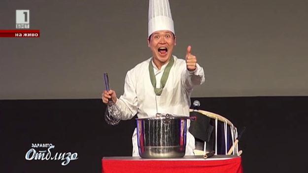 Нанта - световноизвестното корейско шоу
