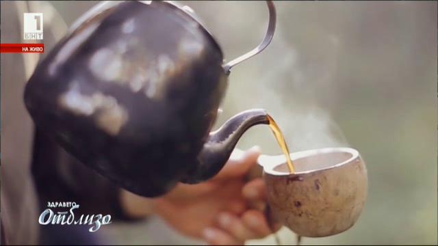 Природна аптека: Кафе от гъби