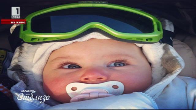 Закаляването на бебето - как и кога да започнем?