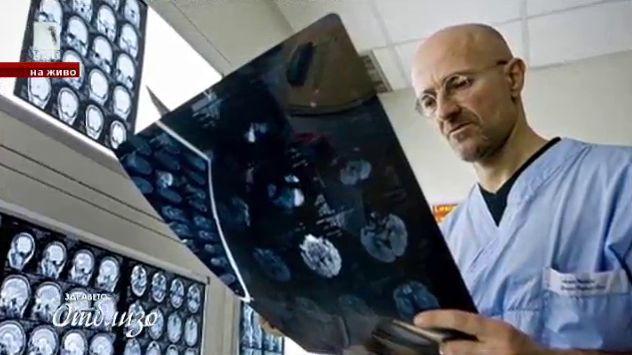 Серджо Канаверо – най-ексцентричният неврохирург