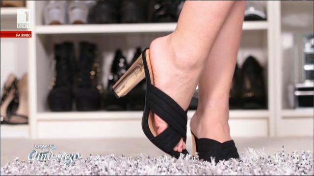 Как да изберем подходящи обувки и има ли полезни токчета за краката?