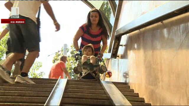 """Какво постигна инициативата """"Път за бебешки колички?"""