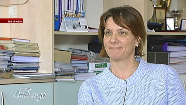 Таня Богомилова - гост в Здравето отблизо