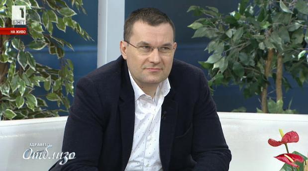 Добрите лекари на България: Доц. д-р Добрин Василев