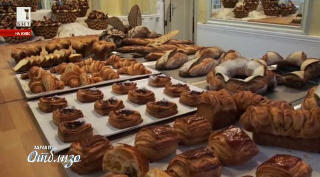 Каква е разликата между хляба с квас и хляба с мая?