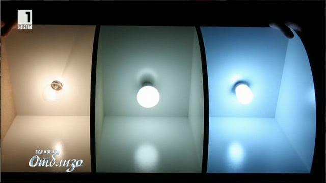 Какви опасности за зрението ни крие изкуственото осветление