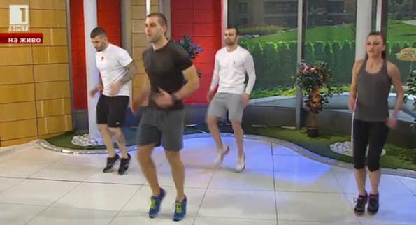Инсанити - новата фитнес лудост