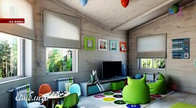 Детската стая – уют и функционалност