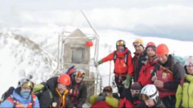 Как едно момче в инвалидна количка се качи на връх Мусала