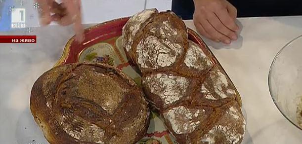 Здраве в чинията: Коледен хляб