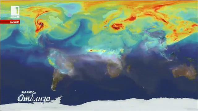 Климатични промени