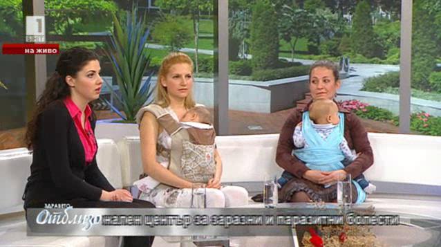 """""""Танцуващите с бебета"""" – как да влезем във форма в компанията на нашето бебе?"""