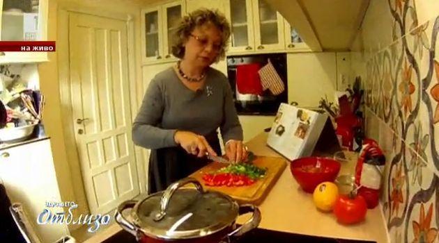 Запознайте се с българската Джулия Чайлд
