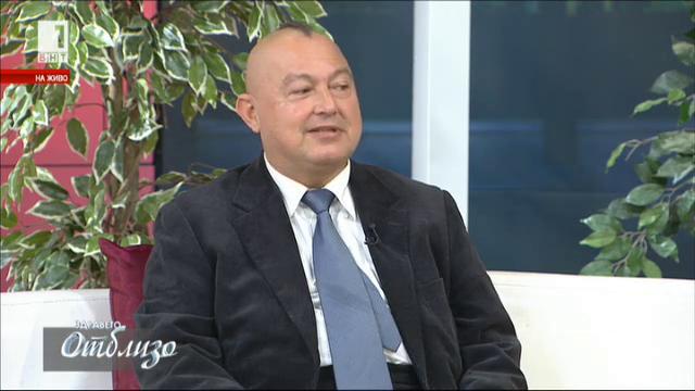 Лечебната сила на кристалите - разговор с д-р Румен Стоилов
