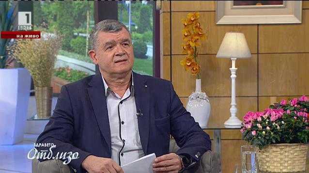 Пролетните алергии - коментар на проф. Тодор Попов