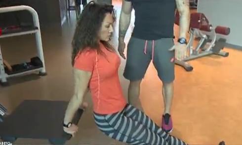 Влез във форма: Фитнес тренировка за жени