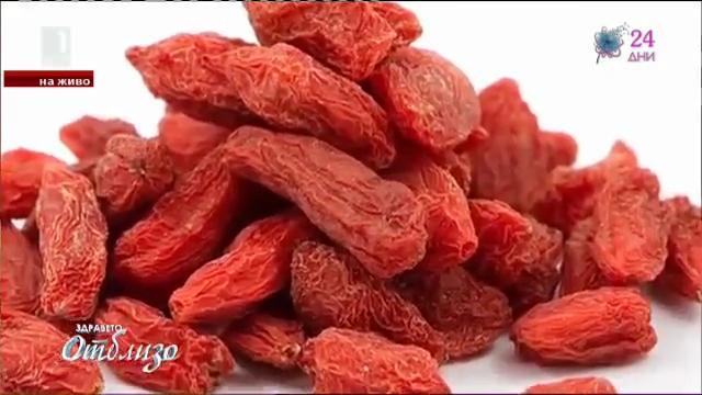Природна аптека: Плодове за дълголетие