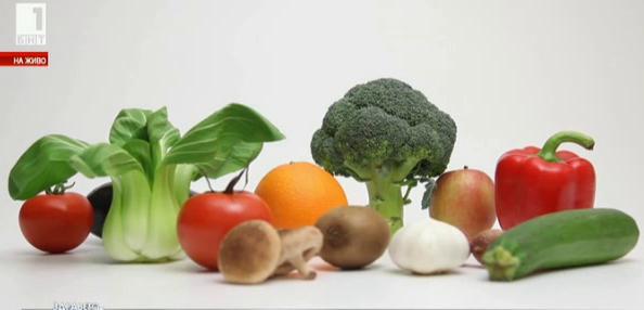 Нитратите в плодовете и зеленчуците – митове и истини