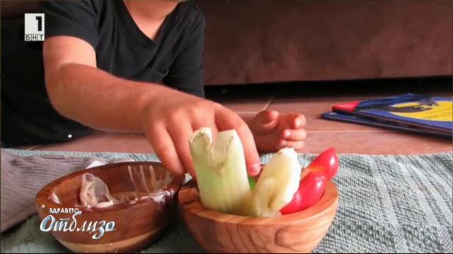 Най-доброто в Здравето отблизо: Децата вегетарианци