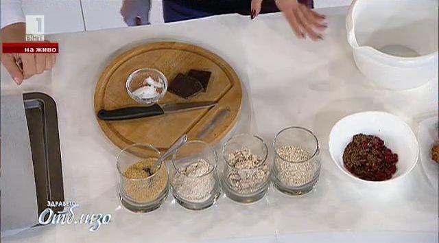 Здраве в чинията: Бисквити с лимец и без сладко по време на диета