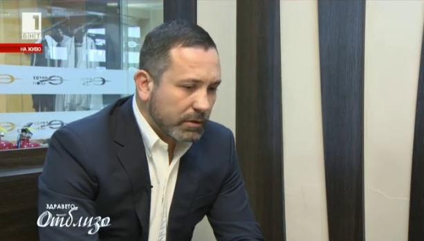 Здравно досие: Tреньорът на националния отбор по шотокан Димитър Тодоранов