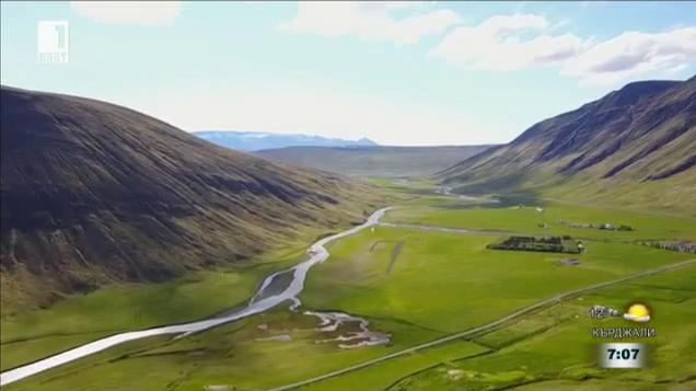 Залесяването на Исландия