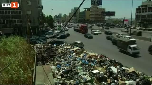Мобилно приложение помага в събирането на отпадъци в Бейрут