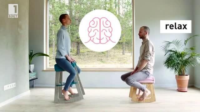 Столове, които превръщат седенето в полезно изживяване