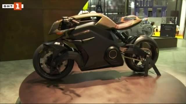 Електрически мотоциклет