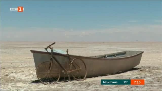 Ще се възстанови ли пресъхналото езеро Поопо?