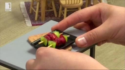 Да готвиш в миниатюрна кухня