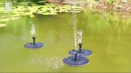Соларни фонтани